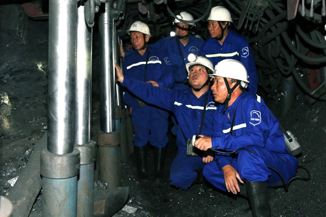 Kết luận của Chủ tịch HĐTV Lê Minh Chuẩn về việc kiểm tra các đơn vị sản xuất than và kho vận trên địa bàn tỉnh Quảng Ninh