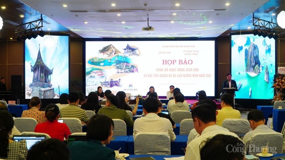 Tỉnh Quảng Ninh sẽ tổ chức 88 sự kiện, hoạt động,chương trình kích cầu du lịch Quảng Ninh từ nay đến hết năm 2021